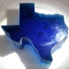 texas water jet - glass cut